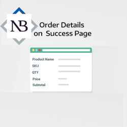 Navin Bhudiya Order Details On Success Page - FREE for