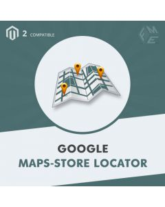 FME Extensions Google Maps Store Locator - FREE for Magento 2