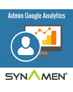 Synamen Admin Google Analytics - FREE for Magento 2
