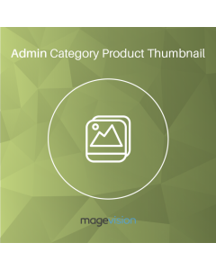 MageVision Admin Category Product Thumbnail -FREE for Magento 2