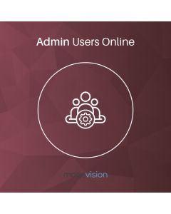 MageVision Admin Users Online for Magento 2