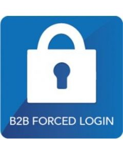 Ecomwise B2B Forced Login - FREE for Magento 2