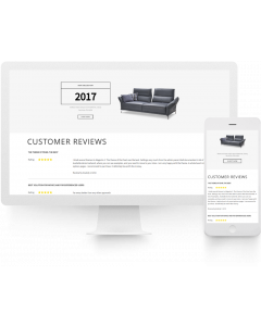 WeltPixel CMS Product Reviews Widget for Magento 2