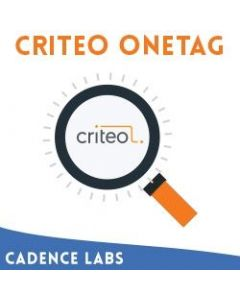 Cadence Labs Criteo OneTag - FREE for Magento 2