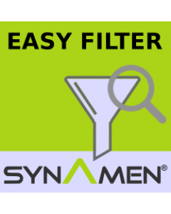 Synamen Easy Filter- FREE for Magento 2