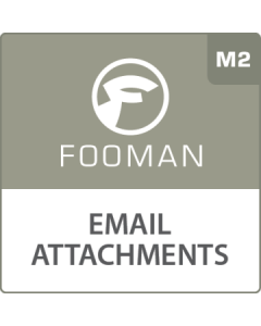 Fooman Email Attachments - FREE for Magento 2