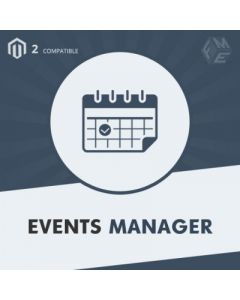 FME Extensions Event Manager (Sell Tickets) for Magento 2