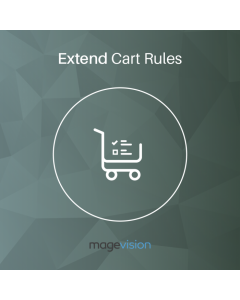 MageVision Extend Cart Rules for Magento 2