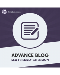 FME Extensions Advance SEO - Friendly Blog for Magento 2