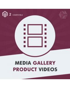 FME Extensions Media Gallery & Product Videos for Magento 2