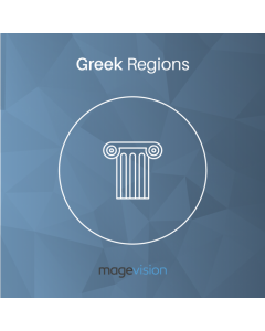 MageVision Greek Regions - FREE for Magento 2