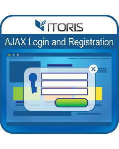 Itoris AJAX Login and Registration for Magento 2