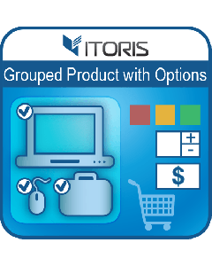 Itoris Group Product Options for Magento 2