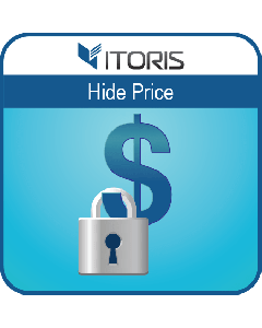 Itoris Hide Price for Magento 2