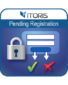 Itoris Pending Registration for Magento 2