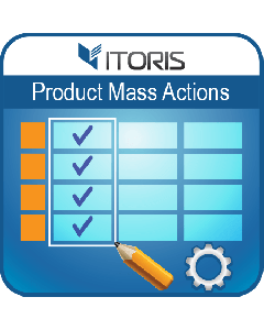 Itoris Product Mass Actions for Magento 2