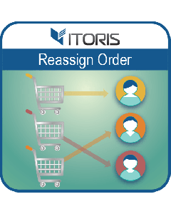 Itoris Reassign Order for Magento 2