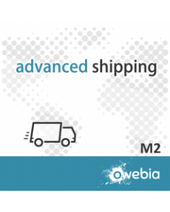 Owebia Advanced Shipping - FREE for Magento 2