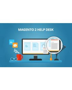 Landofcoder Help Desk Extension for Magento 2