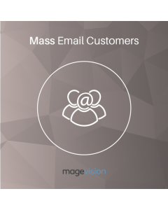 MageVision Mass Email Customers- FREE for Magento 2