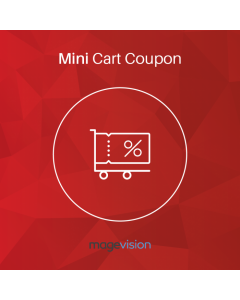MageVision Mini Cart Coupon for Magento 2