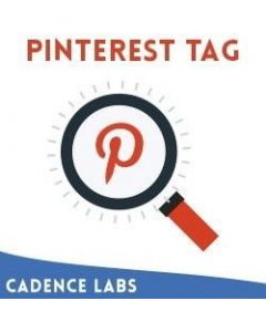Cadence Labs Pinterest Tag - FREE for Magento 2