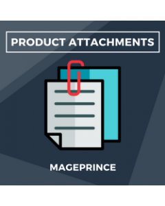 MagePrince Product Attachment - FREE for Magento 2