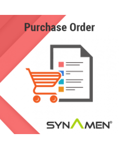 Synamen Purchase Order - FREE for Magento 2