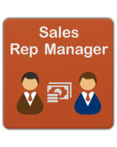 CreativeMinds Sales Rep Manager for Magento 2