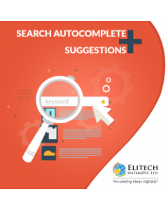 Elitech Systems Search Autocomplete + Suggestions - FREE for Magento 2