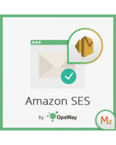 OpsWay Amazon SES - FREE for Magento 2