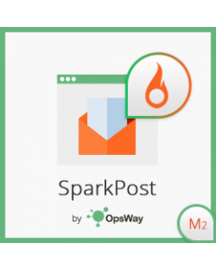 OpsWay SparkPost - FREE for Magento 2