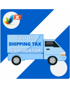 LanthopusX Custom Shipping Tax Calculator - FREE for Magento 2