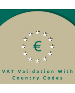 CopeX VAT Validation With Country Codes - FREE for Magento 2